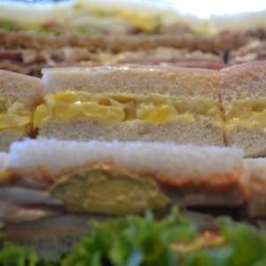 Sandwiches surtidos x 6