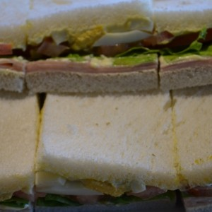 Sandwiches olimpicos
